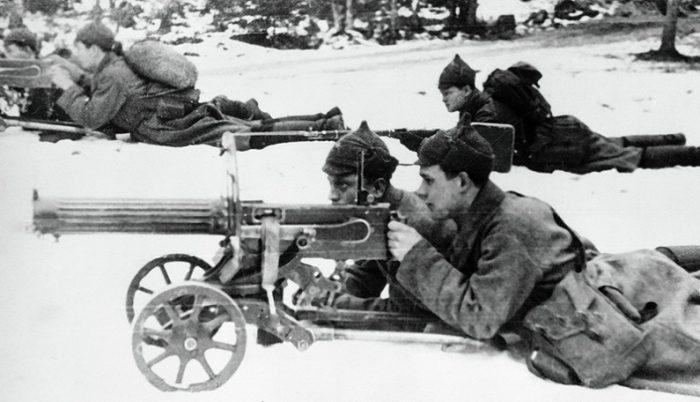 Высота пулеметчика Высоцкого