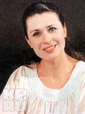 Легендарная советская певица Валентина Толкунова