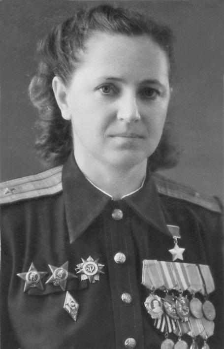 Евгения Жигуленко — командир кубанских ночных «амазонок»