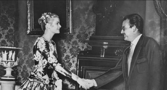 Грейс Келли и Ренье III: свадьба века