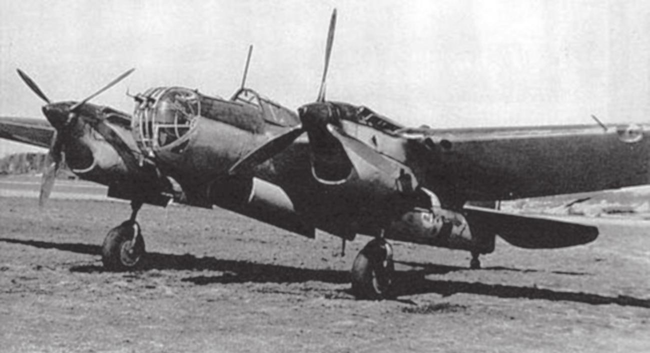 Подвиг советского лётчика Михаила Ююкина