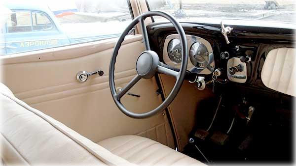 Развитие автомобилестроения в СССР (1922-40г.г.)