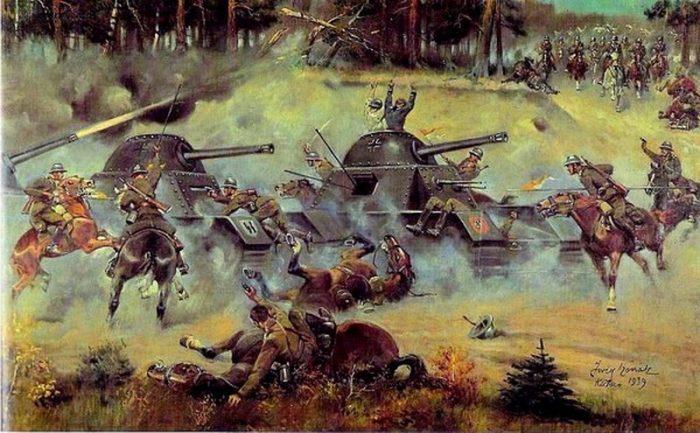 Кущёвская атака: казаки против солдат Вермахта