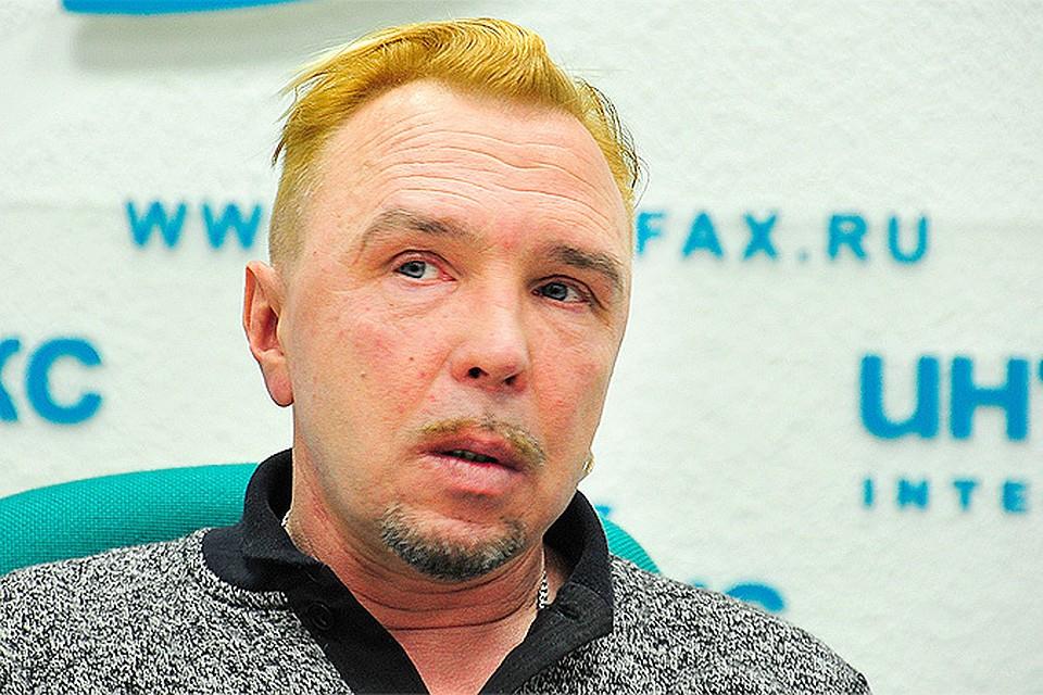 Сукачев ответил Макаревичу на заявление о Крыме