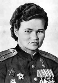 Герой Советского Союза Себрова Ирина Фёдоровна