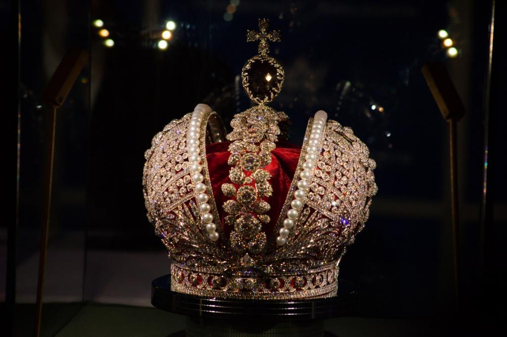 Фотографии короны российской империи