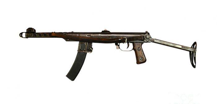 Пулемет для танкиста