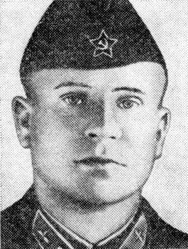 Летчик - истребитель Александр Булаев