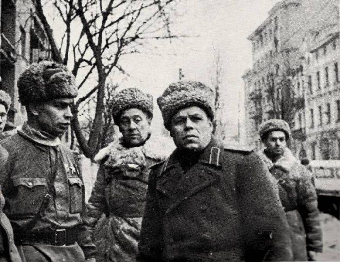 Маршал танковых побед. Павел Семёнович Рыбалко