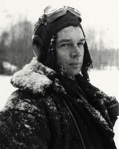 Герой Советского Союза Василий Ефремов