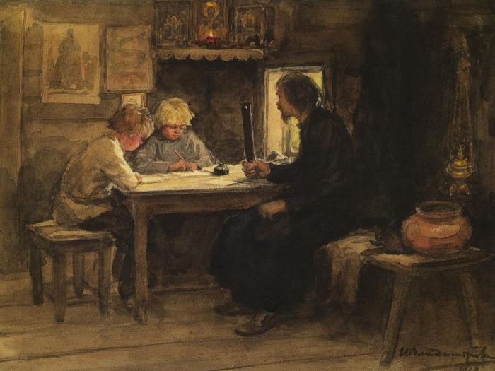 История образования: от первых школ Руси до советских