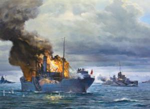 7 знаменитых затонувших кораблей российского флота