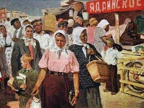 История ярмарок в России