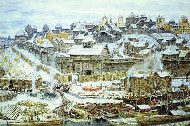 Иван Калита и начало возвышения Московского княжества