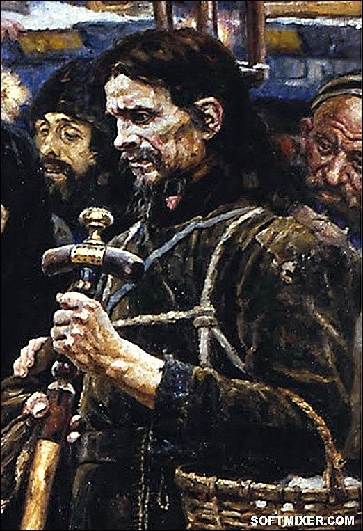 Василий Суриков. Боярыня Морозова