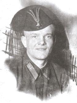 Погиб в Италии, в 1944-м…