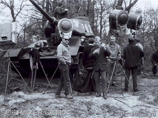 История создания фильма «Четыре танкиста и собака»