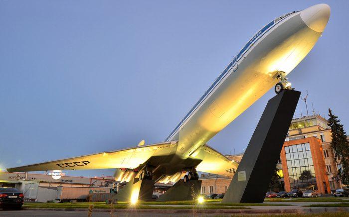Ил-62 — созданный для полётов за океан