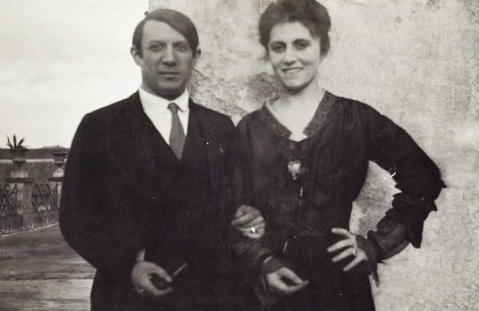 Пабло Пикассо и Ольга Хохлова: пока смерть не разлучит