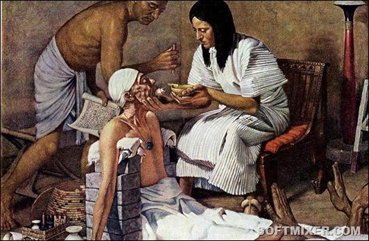 Как лечили зубы наши предки