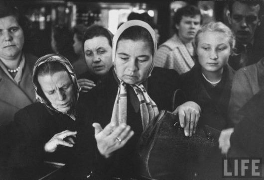 Фотограф Джерри Кук в Советском Союзе