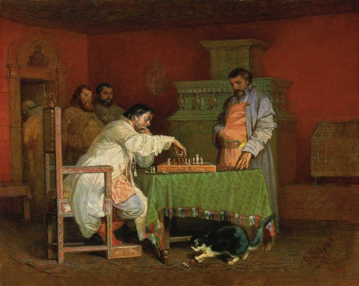 Как коты помогали крестьянам и императорам