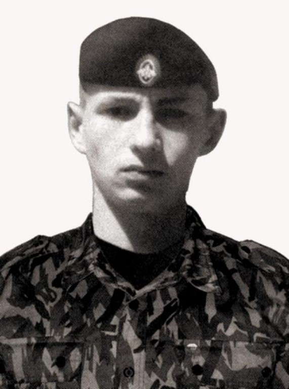 Великое самопожертвование 20-летнего сержанта