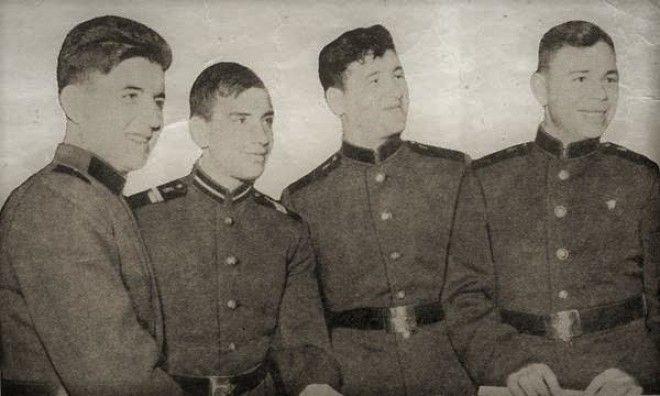 ЧП в Советской Армии