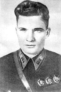 Герой Советского Союза Антон Губенко