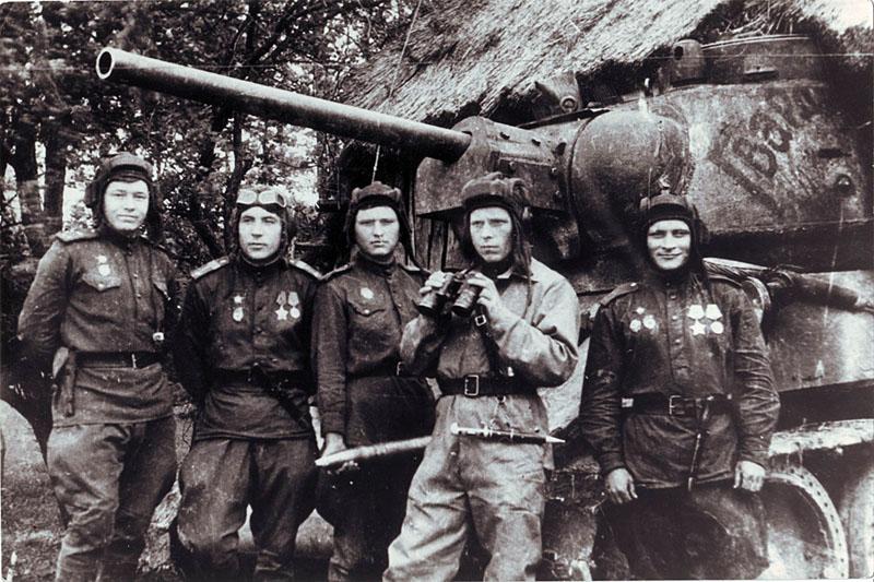 Народный танковый корпус