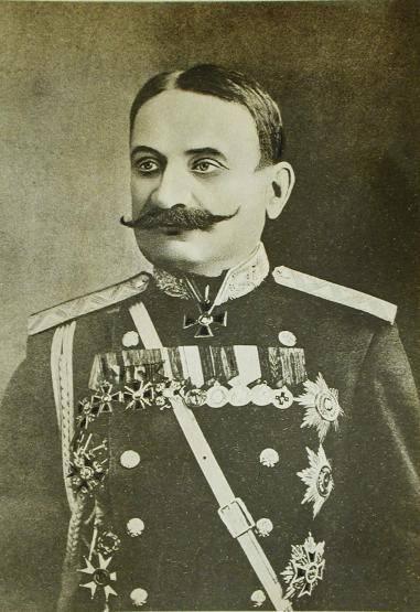Генерал от кавалерии. Павел Адамович Плеве