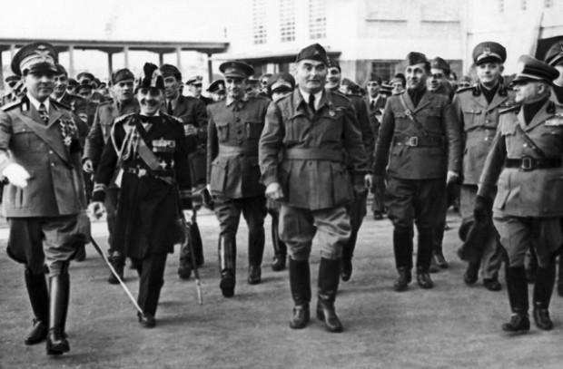 СССР: Фашизм – no passaran!