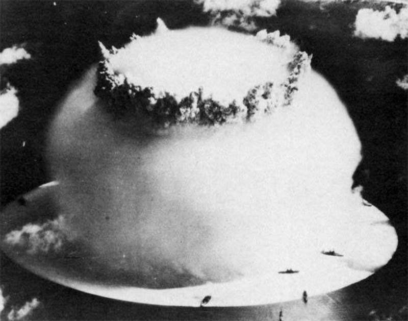 Ядерная мечта СССР: смыть США цунами