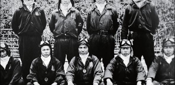 Последний камикадзе Японии был сбит над СССР