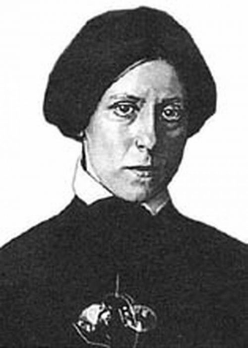 Ищите женщину. Мария Спиридонова