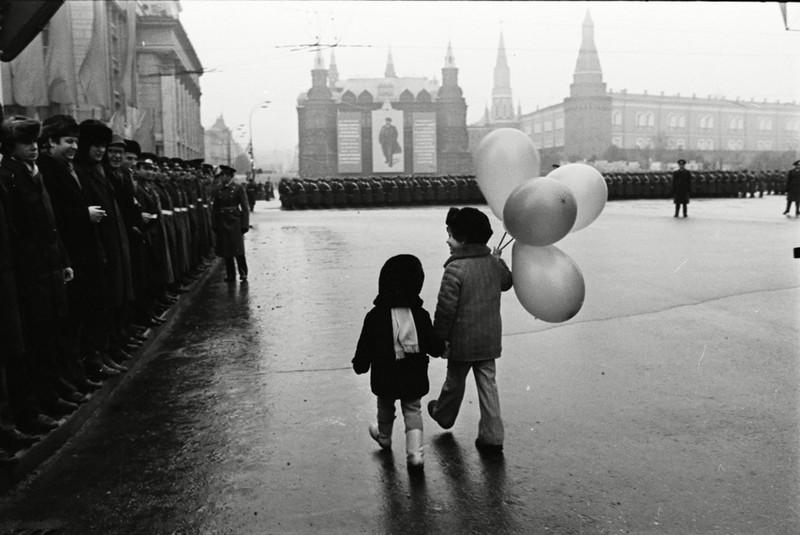 Великие, простые, красивые: люди на снимках советского фотографа