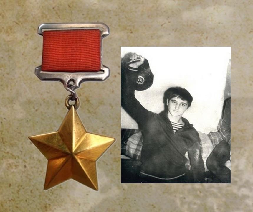 Последний бой сержанта Александрова
