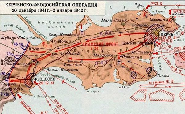 Первое освобождение Крыма: история Керченско-Феодосийской десантной операции