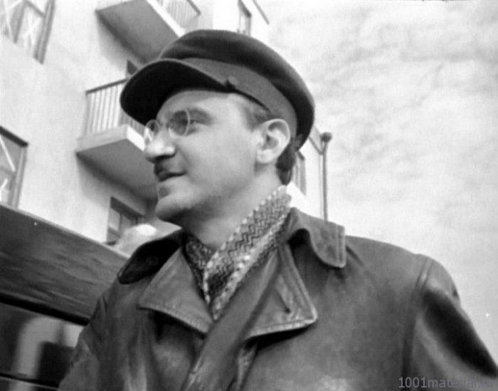 Заслуженный деятель искусств РСФСР Лев Кулиджанов