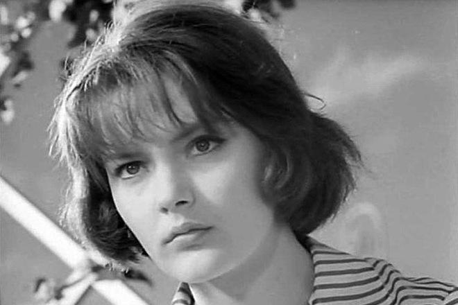 Прекрасная самобытная актриса - Марианна Вертинская