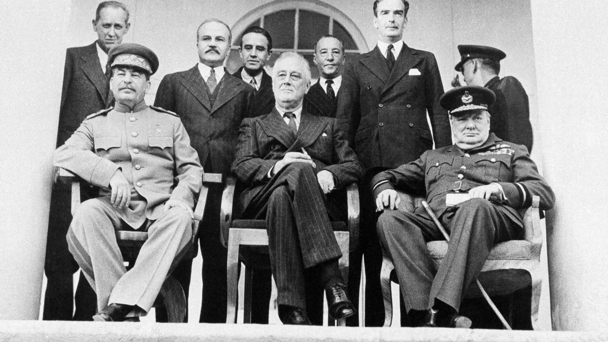 «Тегеранской конференции» – 75 лет