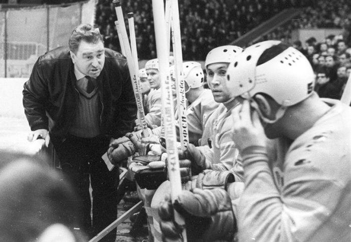Бунтарь советского хоккея