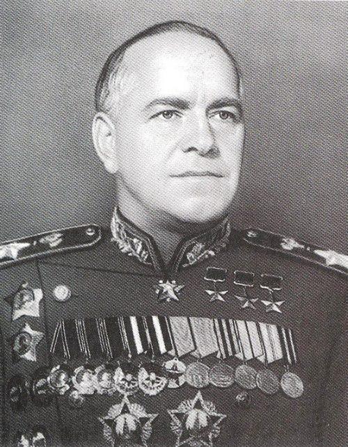 Величие Георгия Жукова