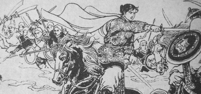 «Конные ведьмы» и приближение «Эры белого солнца»