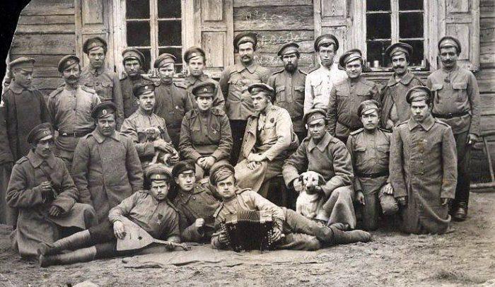 Кира Башкирова. «Солдат-девица» Первой мировой