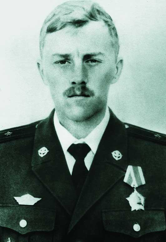 Гвардии майор