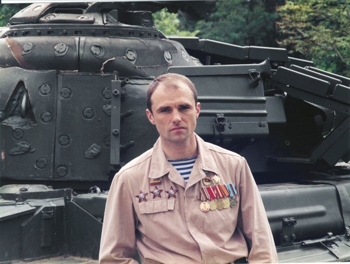 Кремлевский курсант
