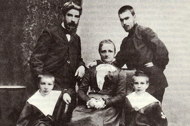 Выдающийся русский писатель Виталий Бианки