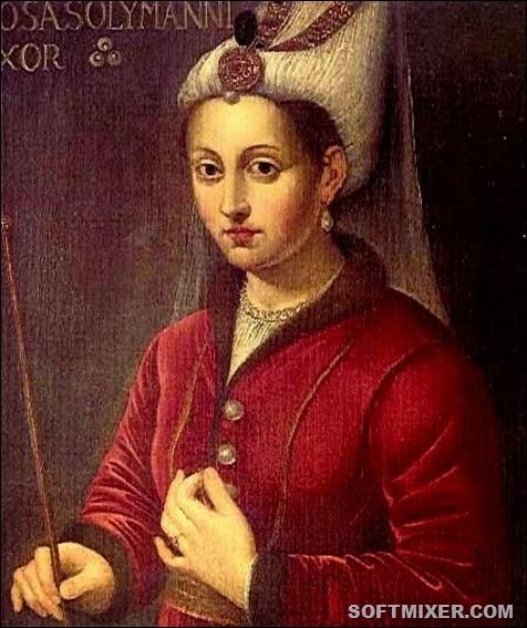 Роксолана: славянка на османском троне