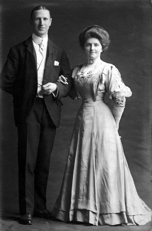 Женитьба по-викториански